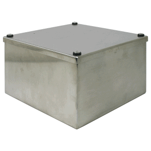 JBSS Series - Stainless Steel Junction Boxes