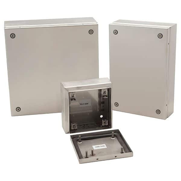 Stainless Steel Terminal Boxes