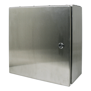 SSWM Series - Wall Mount Enclosures - Stainless Steel