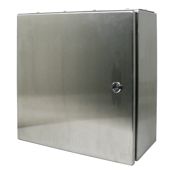 SSWM Series - Stainless Steel Wall Mount Enclosure & Accessories