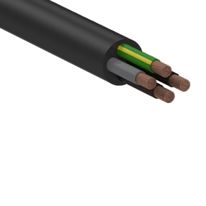 Rubber Power Cable