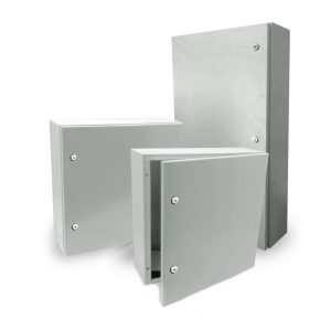Wall Mount Enclosures - Grey RAL7035