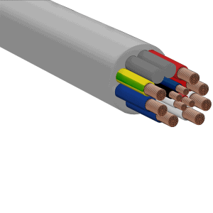 Multi Function Meter (MFM) Cable