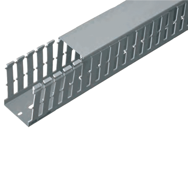 Slotted Duct